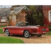 Aston Martin DB6 Volante UK Spec 1965–1969 Images