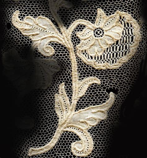 pattern motif difference 18th century motifs for needle lace elizabeth m kurella