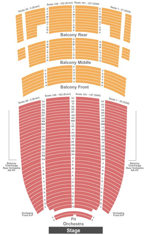 paramount theater seattle seating chart jerry seinfeld tour tickets seating chart paramount
