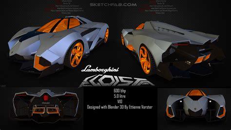 Lamborghini Egoista Review Lamborghini Egoista Reviews Prices Ratings With
