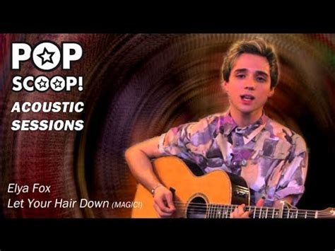 download hair down by magic magic let your hair down acoustic cover by elyar fox