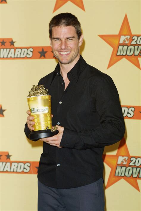 tom cruise film awards tom cruise showed off his award winning smile to accept