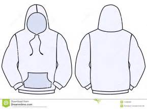 Sweater Template Photoshop by 18 Hoodie T Shirt Template Vector Images T Shirt Vector