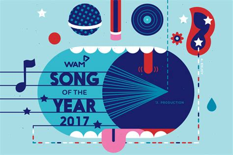 song of the year 45 000 in prizes on offer as wam reveals song of the year