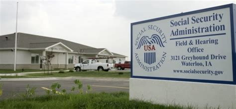 Social Security Office Waterloo Iowa by Waterloo Social Security Office To Pare Hours Political