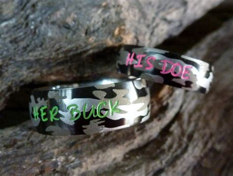 His doe Her buck rings ? Promise Rings for
