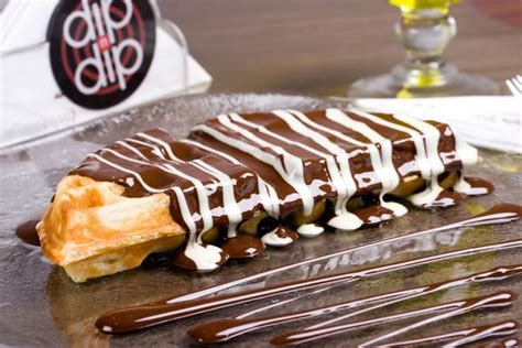 Chocolate Inspired Dessert Café 'Dip N Dip' to Open at The Pearl Qatar   Marhaba l Qatar's