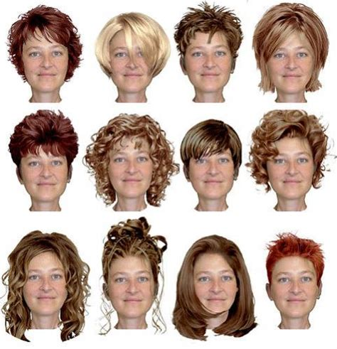 hairstyles you put your face in virtual hairstyles gallery free virtual haircut gallery