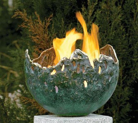 keramik feuerschale gr 252 ne feuerschale version ohne granitstele powertex
