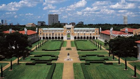 Best Mba Schools In Houston by Rice Top School On Forbes Top Colleges