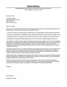 Finance Letter Vice President Finance Cover Letter