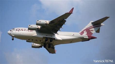 hd qatar emiri air force   globemaster iii  mab