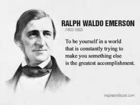 Emerson Essay Self Reliance by Five Facts About Ralph Waldo Emerson