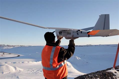 Search In Alaska Drone Researchers Find A New Frontier In Alaska The