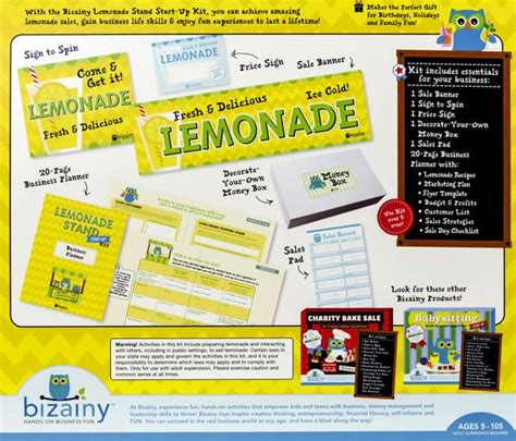 lemonade stand business plan template lemonade business plan crude company business plan