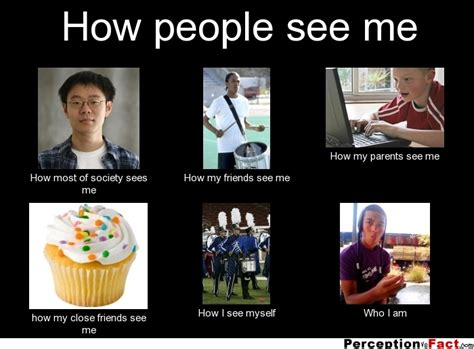 How I See Meme - how people see me what people think i do what i