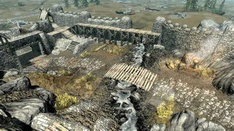 mod game market skyrim a better whiterun city under construction beta