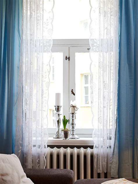 ideas  decorar  cortinas decoracionin
