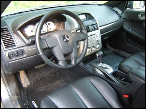 2005 Mitsubishi Galant Interior by List Of Car And Truck Pictures And Auto123