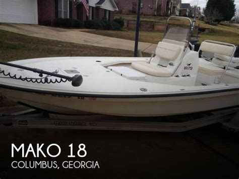 18 foot mako boats for sale mako 18 boat for sale in columbus ga for 20 000 pop