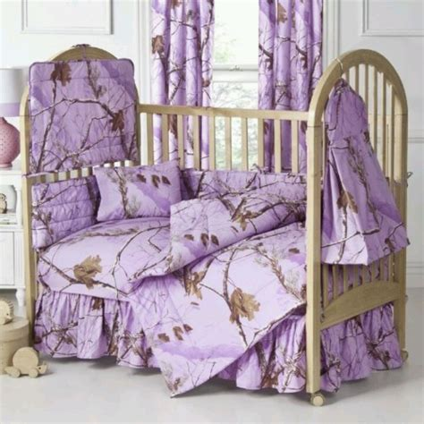 purple realtree baby bedding payton pinterest