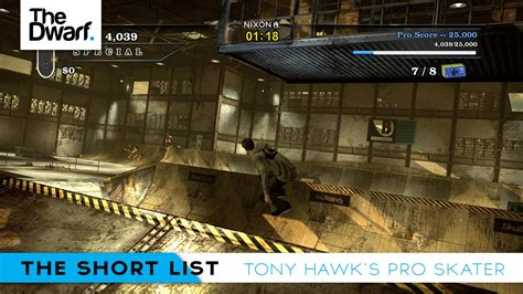 the best of tony hawk the list the best of tony hawk s pro skater the