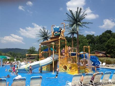 kentucky splash water park  campground williamsburg