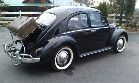 volkswagen beetle 1960 interior 1960 volkswagen beetle 2 door coupe 174518