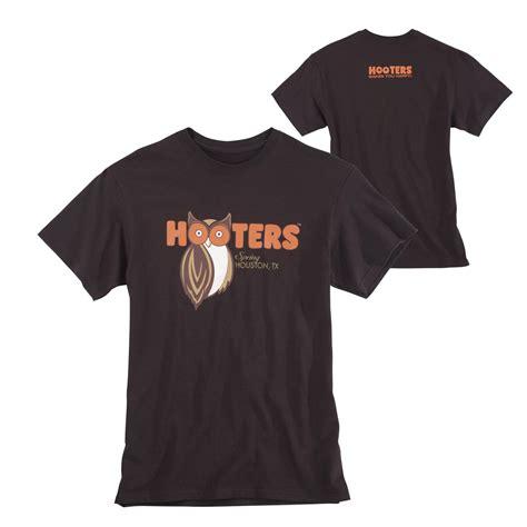 T Shirt Black Owl black owl t shirt hooters
