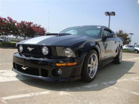 2007 ford mustang roush 427r supercharged coupe data info