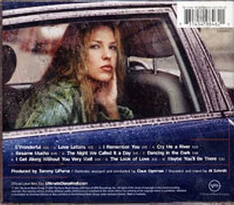 diana krall the look of love krall diana the look of love album cd rare records