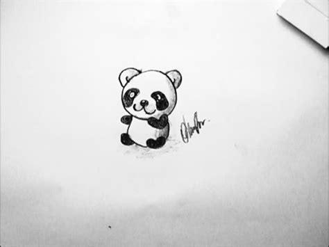 #1 como desenhar um panda drawings easy youtube