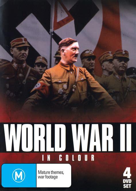 world war ii in color world war ii in colour hd 4 disc set dvd buy now