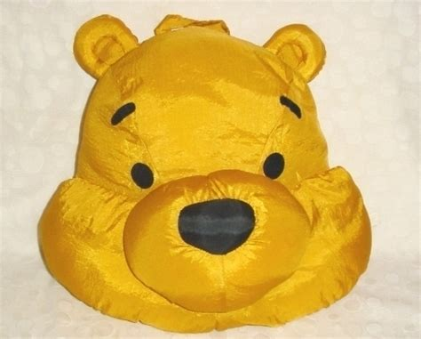 disney winnie the pooh plush satin style pillow