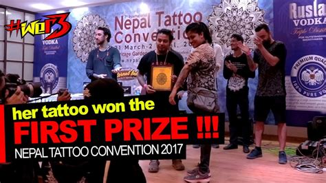 tattoo convention 2016 reporty darkroom abyss nepal tattoo convention 2017 nepal vlogs ep 3 wer3