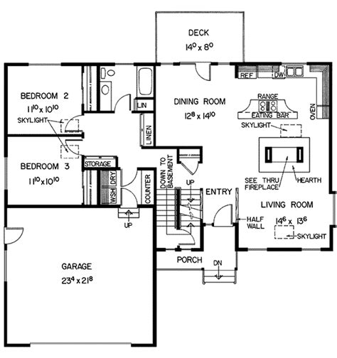 pioneer way rustic home plan 085d 0177 house plans and more
