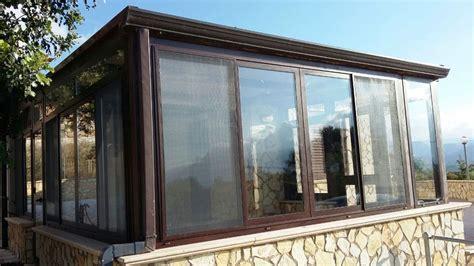 vetrate per verande garofalo infissi verande