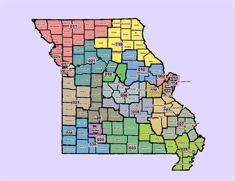 missouri district map missouri voting map swimnova