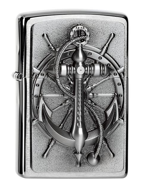 most collectible zippos awesome zippo nautic emblem emblem collectible