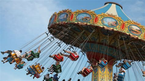 swings at the fair home educators association of virginia 187 day at the state fair