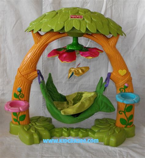 fisher price doll swing 2 14 sold fisher price snugglekins musical cradle doll swing
