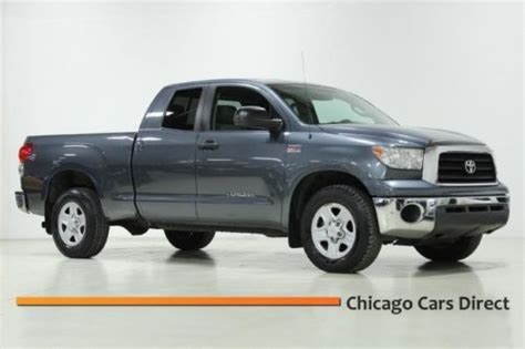 Toyota Tundra 08 For Sale Sell Used 08 Tundra Cab 5 7l V8 Automatic Cold Kit