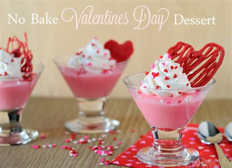 valentines desserts easy simple no bake s day dessert