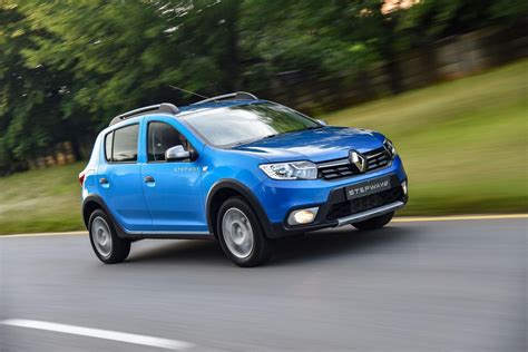 Renault Sandero & Stepway (2017) Specs & Pricing   Cars.co.za