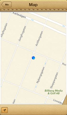 find my friends by apple (original): review cell phone