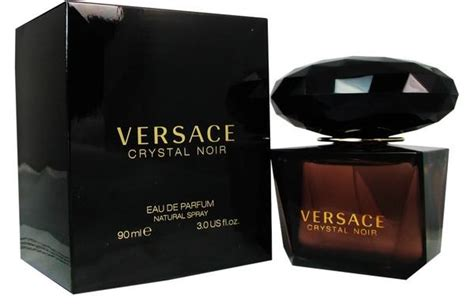 Dontella Appears For New Versace Fragrance by Versace Noir By Gianni Versace Perfume 3 0 Oz Edp