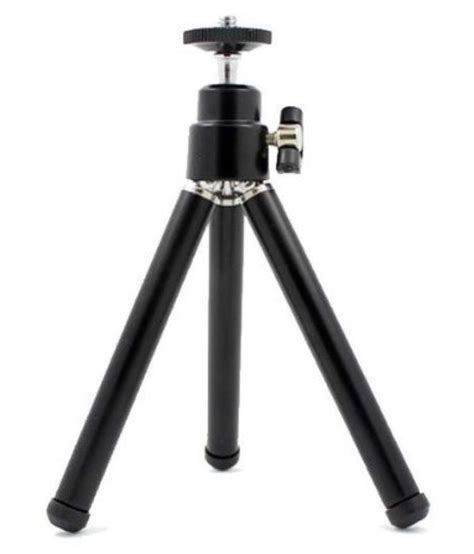 Tripod Gadget Gadget S Black Mini Tripod For Compact Camcorder Price In India Buy Gadget S