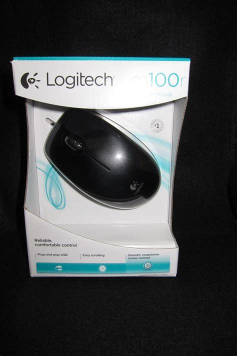 Logitech Optical Mouse M100r logitech wired mouse usb opt end 10 29 2017 9 15 pm myt