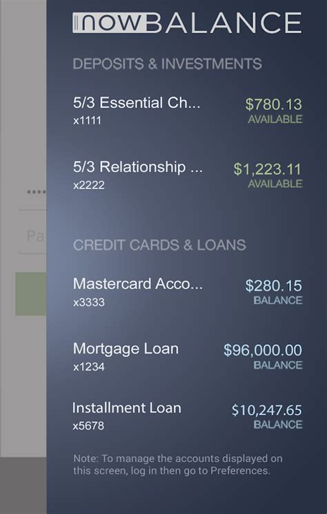 Fifth Third Bank Gift Card Balance - fifth third mobile banking android apps on google play