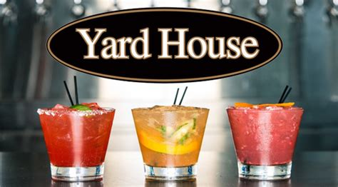 yard house music yard house launches a collection of handcrafted cocktails july 13 2015